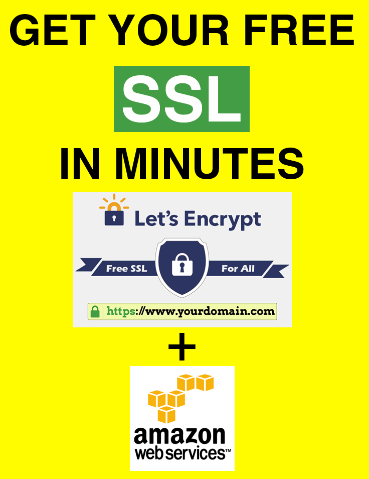 Installing Free Letsencrypt SSL for multiple domains and sub